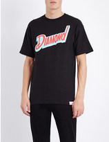 Diamond Supply Co. Logo-print cotton-jersey t-shirt