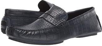 Donald J Pliner Veeto 2 (Navy) Men's Shoes
