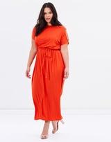 Jersey CS Maxi Dress