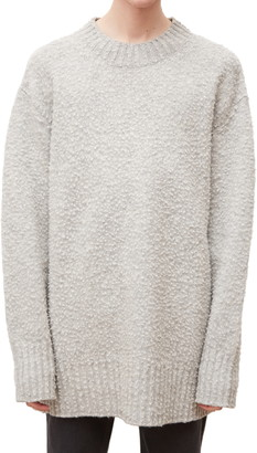 Maison Margiela Oversize Pilled Wool Sweater