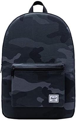 Herschel Daypack (Blackberry Wine) Backpack Bags