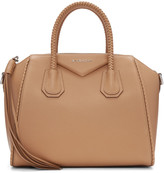 Givenchy Tan Small Braided Antigona Bag