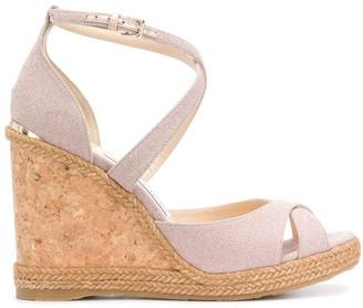 Jimmy Choo Alanah 105 sandals