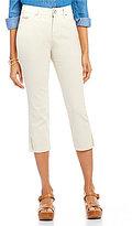 Code Bleu Petites Chelsea 5-Pocket Crop Jeans