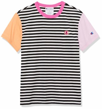 Champion Women's Campus Ringer TEE