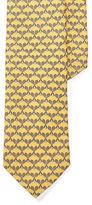 Polo Ralph Lauren Tennis Silk Twill Narrow Tie