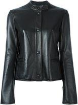 Armani Collezioni buttoned jacket