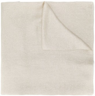 Emporio Armani Fine Knit Scarf