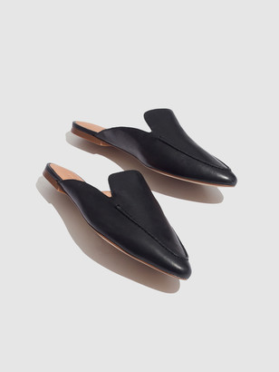Madewell Frances Skimmer Leather Mules