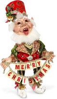 Mark Roberts Merry Christmas Elf Medium Figurine