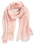 Kate Spade Women's Dappled Cotton & Silk Scarf