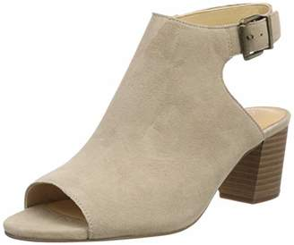 Clarks Deloria Gia, Women's Ankle-Strap Ankle Strap Sandals,(39.5 EU)