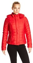 Big Chill Women's Quilted Puffer Jacket