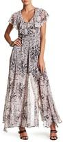 Religion Praise Maxi Dress