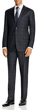 Giorgio Armani Emporio Checked Virgin Wool Regular Fit Suit