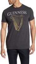 Public Opinion Short Sleeve Guinness Crew Neck Graphic Tee