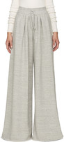 Chloé Grey Wide Lounge Pants