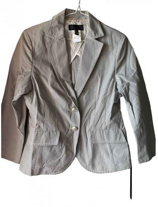 ICB White Cotton Jacket for Women