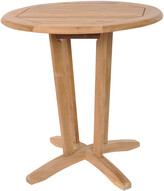 International Home Miami Amazonia Teak Nile Table
