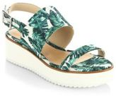 Schutz Telsa Flatform Sandals