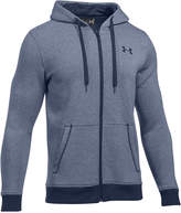 Under Armour Men's Rival Fitted Zip Hoodie