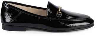 Sam Edelman Loraine Patent Leather Bit Loafers