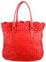 Bottega Veneta Eyelet Intrecciato Bag