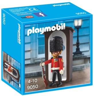 Playmobil Royal Guard Figure With Sentry Box
