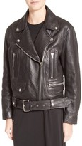 Acne Studios Women's Merlyn Leather Jacket