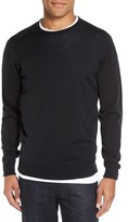 John Smedley Men's 'Marcus' Easy Fit Crewneck Wool Sweater
