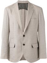Brunello Cucinelli chest pocket blazer - men - Silk/Linen/Flax/Cupro/Wool - 50