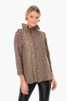 Tuckernuck Leopard Faye Blouse