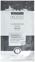 Freeman Cleansing Charcoal & Probiotics Clay Mask Sachet