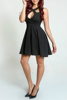Miss Me Fit And Flare Dress
