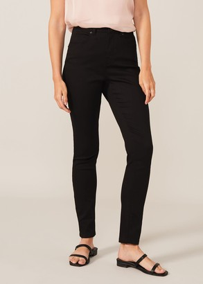 Phase Eight Aida Stay Black High Waisted Jean