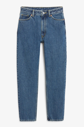 Monki Kimomo medium blue jeans