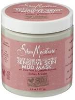 Shea Moisture SheaMoisture Sensitive Skin Mud Mask - Peace Rose Oil - 6floz