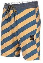 Volcom Men's Stripey Slinger Boardshort