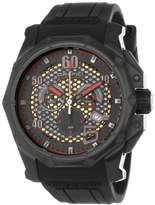 Viso Orefici Unisex ORMEJ1C555 EJ Edizione Limitata Gladiatore Limited Edition Worldwide Watch, Black Bezel