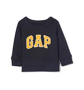 Gap Logo Crew Sweatshirt