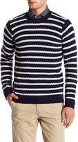 Gant The Skipper Stripe Knit Sweater
