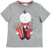 Little Marc Jacobs Movies Popcorn Cotton Jersey T-Shirt
