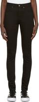 Acne Studios Black Pin Jeans