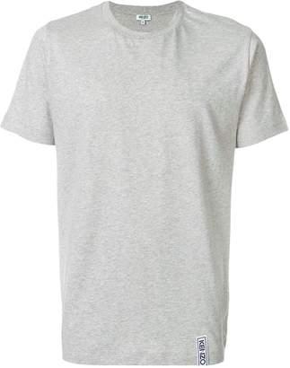 Kenzo logo tab T-shirt