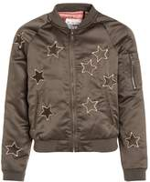 Ikks JUNIOR STREET SHINING JACKET Winter jacket kaki