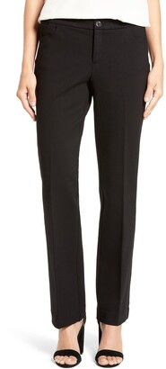 Anne Klein Compression Flare Leg Ponte Pants
