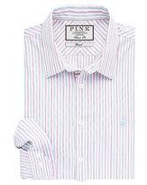 Thomas Pink Nelson Stripe Classic Fit Button Cuff Shirt