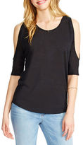 Jessica Simpson Molly Cold Shoulder Top