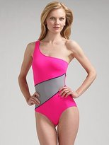 Box Kite One-Piece Swimsuit