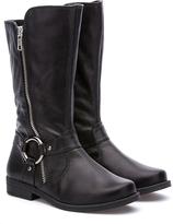 Rachel Black Smooth Northfield Boot